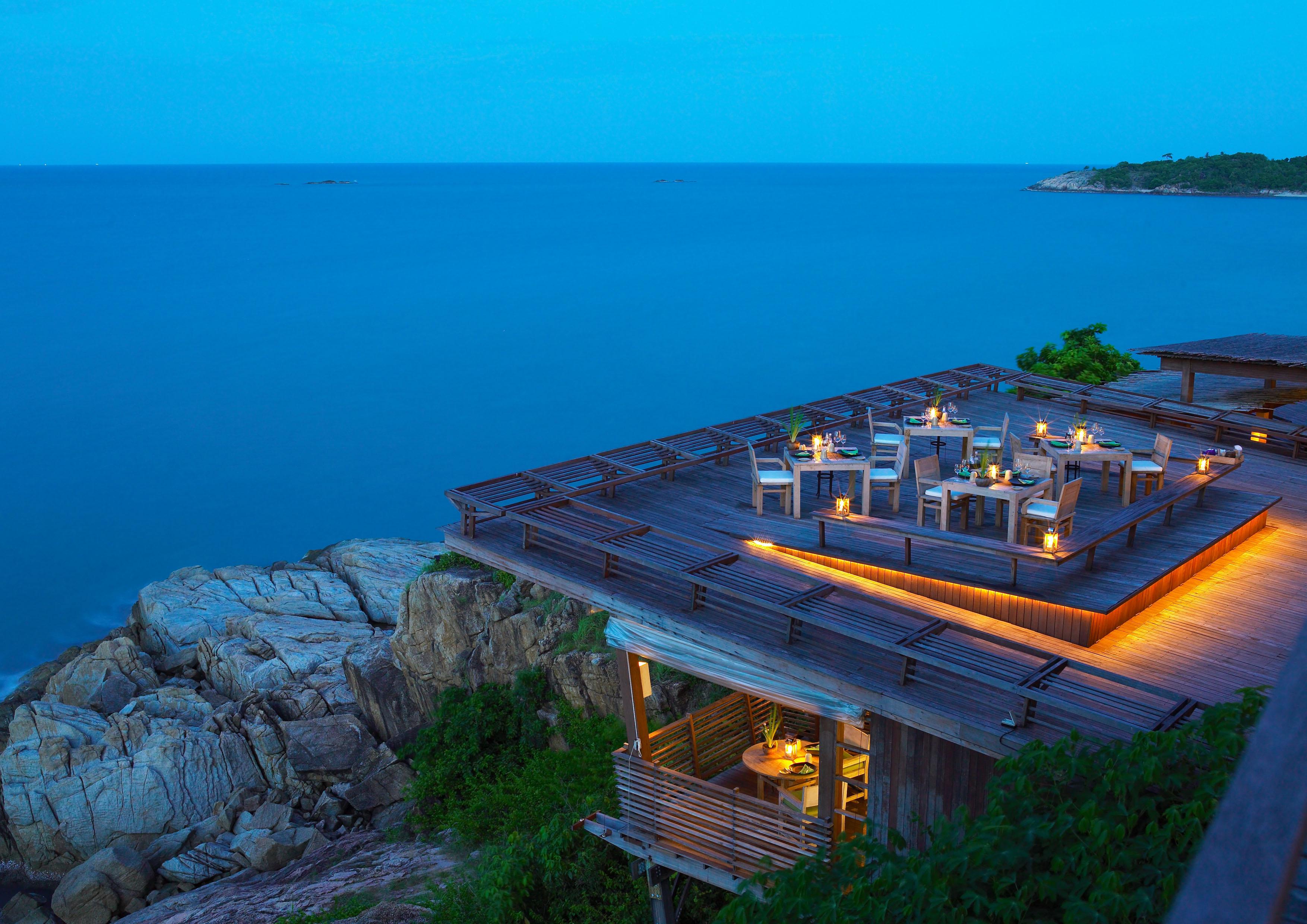 Hotel a Con Dao szigeten