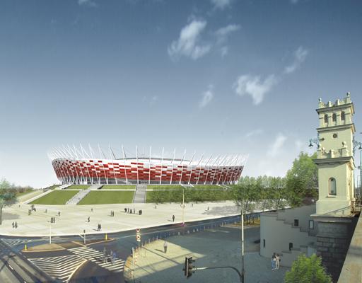 Nemzeti Stadion, Varsó