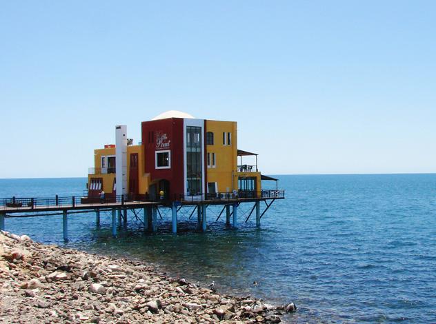 The Point étterem, Puerto Penasco