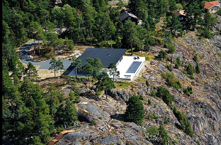 Villa Abborrkroken, Värmdö sziget