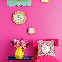 Színek a lakberendezésben: a PINKtől - a RÓZSASZÍNig