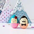 Gyereksarok: tojásdekorálás Húsvétra
