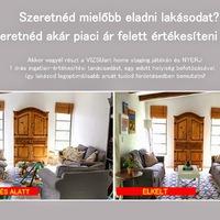 Nyereményjáték a lakáseladás megkönnyítésére