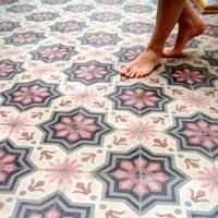 Templomot építünk! - Tervezés: a padló burkolata legyen ....