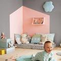 Gyereksarok: gyerekszobák színei