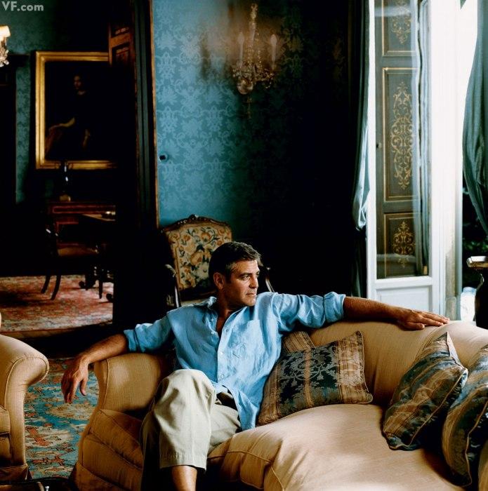 Celebketrec:  George Clooney szomszédjaként ...