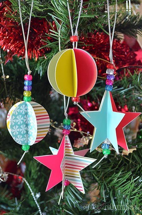 nemTUCAT: gyerekkezek karácsonyfa-díszei