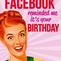 Nem a Facebookon ünneplem a születésnapomat!