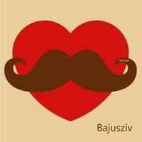 Bajuszív