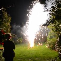 Fireworks for Melissa