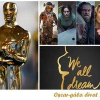 Oscar-gála 2016 // Ruhamustra