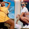 A H&M gyönyörű, bőrhibás modellel hirdeti legújabb kollekcióját
