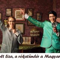Tarolt Liza, a rókatündér a Magyar Filmhéten