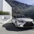 A Sanghaji Autószalonon leplezték le az új Lexus ES-t
