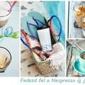 Kortyolj bele a nyárba, fedezd fel a Nespresso új jegeskávéit!