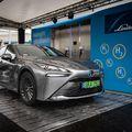 Már Magyarországon is elérhető az új Toyota Mirai