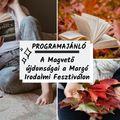 A Magvető újdonságai a Margó Irodalmi Fesztiválon