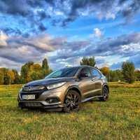 Honda HRV- Az élvezet japánul