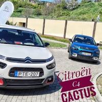 Itthon is bemutatkozott az új C4 Cactus