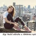 Gigi Hadid elárulta a tökéletes nyár titkát