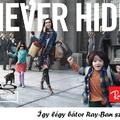 Így légy bátor Ray-Ban szerint