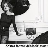 Kristen Stewart dögösebb, mint valaha