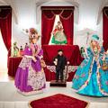 Guba Rózsa varázslatos babavilága megelevenedett a Platthy-kastélyban