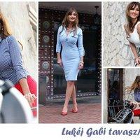 Ismerd meg Lukéj Gabi tavaszi/nyári kollekcióját!