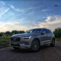 Volvo XC60 T8 hibrid Inscription teszt
