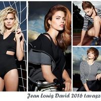 Jean Louis David 2016 tavasz-nyár