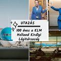 100 éves a KLM Holland Királyi Légitársaság