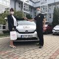 A Magyar Mentőmotor Alapítványnak segít a Honda