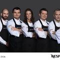 Michelin-csillagos sztárséfek a Nespresso Atelier csapatában