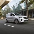 Ismerd meg az új Nissan Townstar furgont