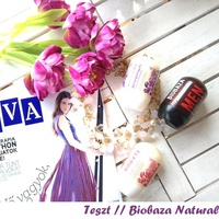 Teszt // Biobaza Natural deo