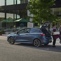 A Ford látványos külsővel mutatta be az új Fiesta Van kisáruszállítót
