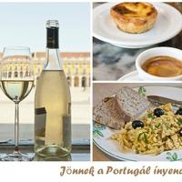 Portugál ínyencségek Buda kulturális főutcáján