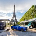 Környezetbarát fényárban ragyog az Eiffel-torony