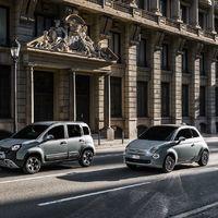 Jönnek a Fiat 500 és Fiat Panda Hybrid szépségek