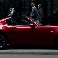 30. jubileumi Mazda MX-5 modell Chicago-ban