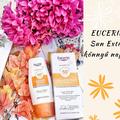 EUCERIN Sun extra könnyű naptej // TESZT