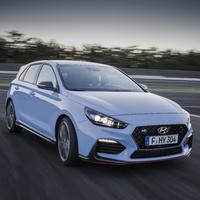 """A Hyundai i30 N nyerte az """"Auto Bild Év Sportautója"""" olvasói díjat"""