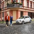 Fiat 500-asokkal bővít a SHARE NOW Budapesten