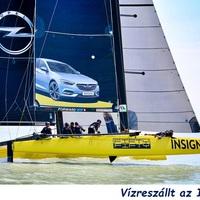 Bemutatkozott az Opel Fifty-Fifty versenyvitorlás