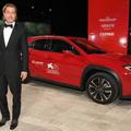 A Lexus ismét a Velencei Filmfesztivál sztárjainak szállítója