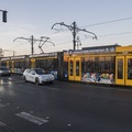 Volkswagen villamos pezsdíti fel a fővárosi közlekedést az Eb alatt
