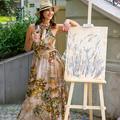 Ne maradj le a divattervező legújabb festmény kiállításáról!