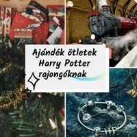 Harry Potter rajongók legszebb karácsonyi ajándéka...