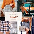 Így viseld ősszel a miniszoknyát