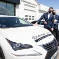 Folytatódik a MOL-Pick Szeged kézilabdacsapat és a Lexus együttműködése